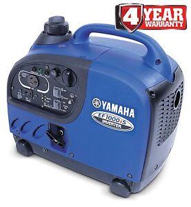Broad Range of Yamaha Inverter Generators Bray Park Pine Rivers Area Preview