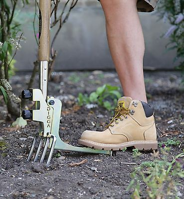 Garden Fork & Spade Attachment Kikka Digga Auto Spade Digging Gardening Tool