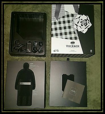 Hot Mime (1/6 Hot Toys Joker Mime DX14 Empty Box With Plastic Inserts US Seller)