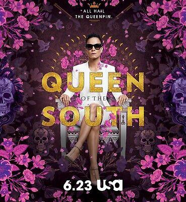 Queen of the South - Alice Braga Production Screen Worn / Label, TAG & COA
