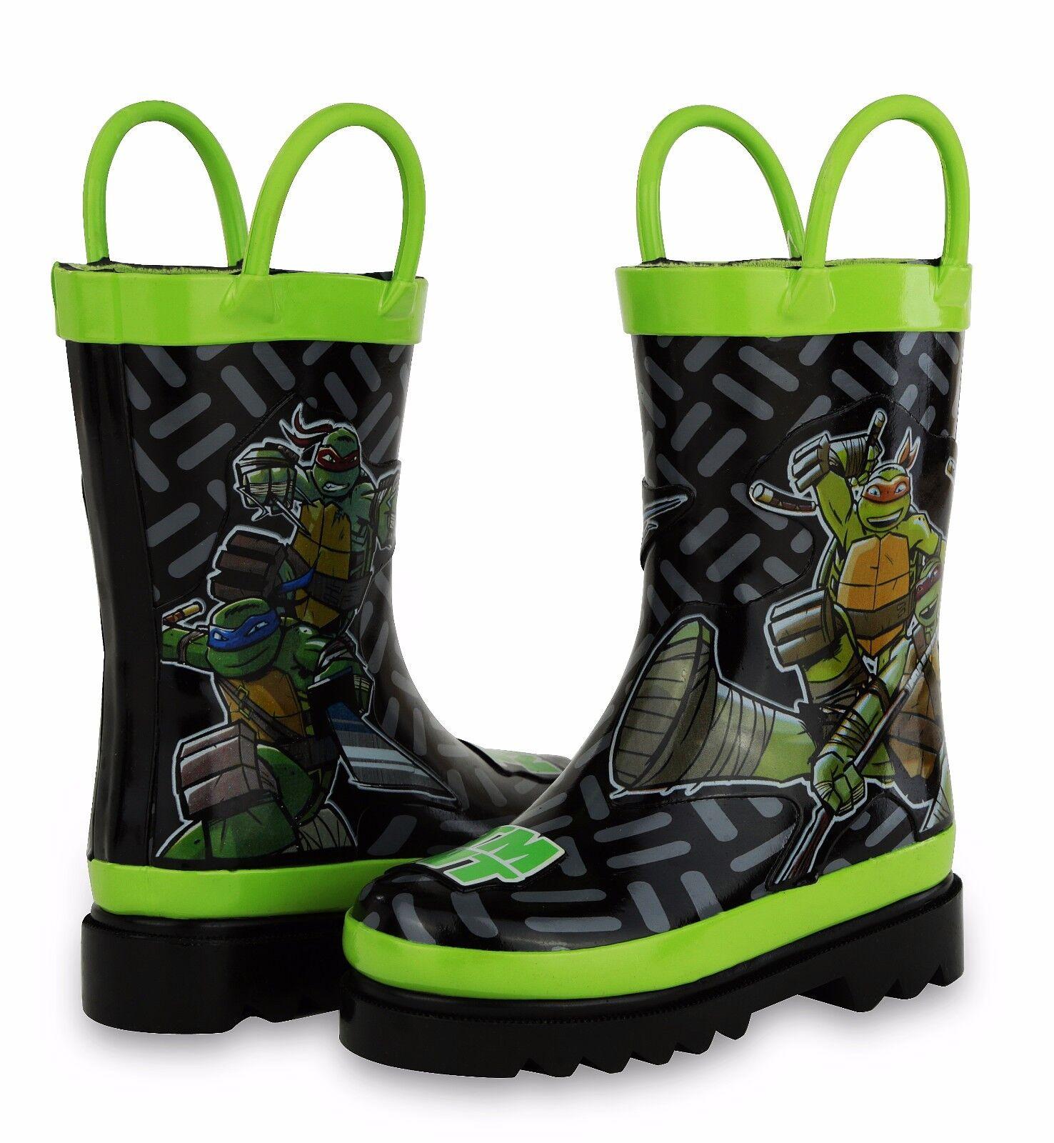 Teenage Mutant Ninja Turtles TMNT Rain Boots  TMR69086AO