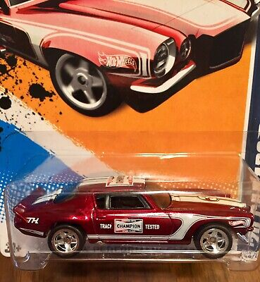 Hot Wheels Super Treasure Hunt '70 Camaro Road Race Real Riders / Super Awesome!