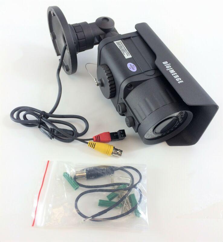 Flir Digimerge DPB14TLX Ultra Resolution Polaris Vision TDN Varifocal IR Bullet