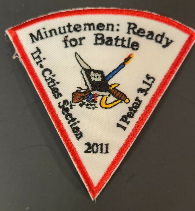 ROYAL RANGERS  Minute Men: Ready for Battle 2011 Tennessee