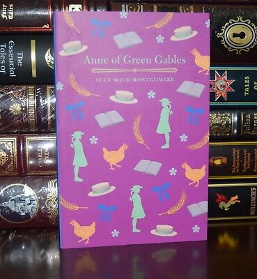 Anne of Green Gables by Montgomery Unabridged New Deluxe Paperback Gift