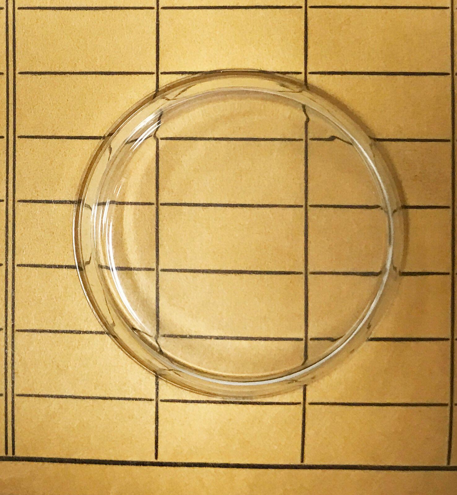 OMEGA 32MM DIAMETER STELLA WEC 320-30 1/2 DOME PLASTIC XTAL ACRYLIC