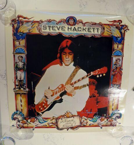 STEVE HACKETT 1978 RARE original PLEASE DON