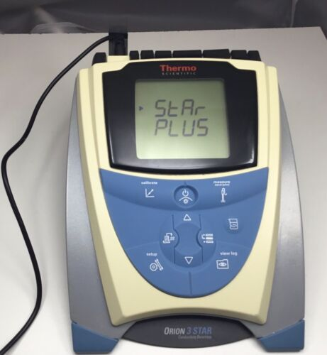 Thermo Scientific Orion 3 Star Benchtop pH Meter w/ Power Cord