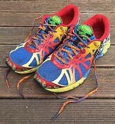 Asics Gel Noosa Tri 9 Men's Shoe 2014 - Royal/ White/ Red Size 9 Coburg Moreland Area Preview
