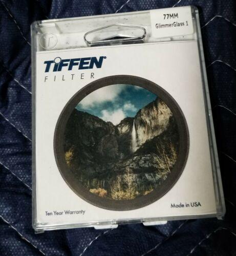 Tiffen Filter 77mm Glimmer Glass 1