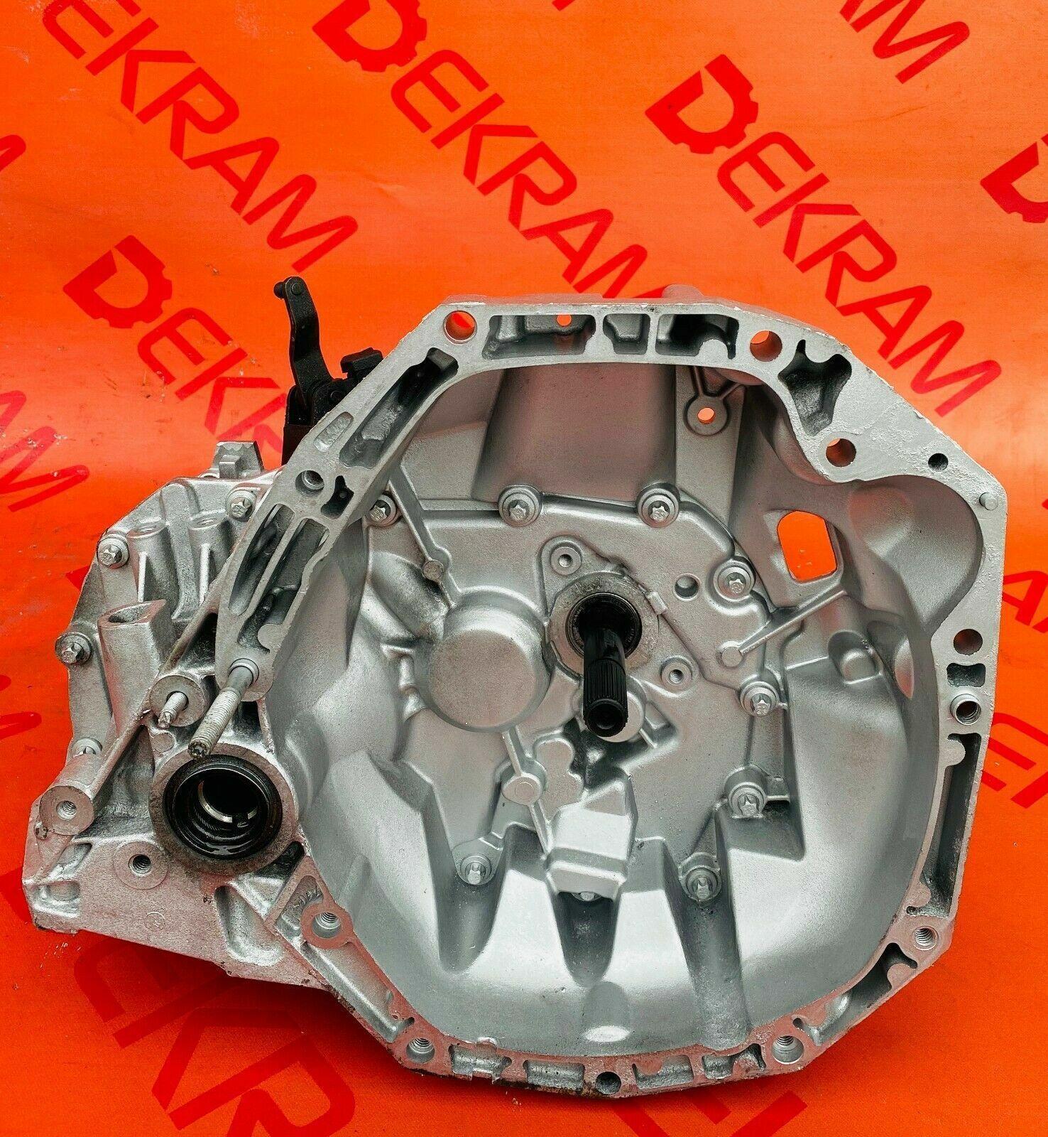 Boîte de Vitesses Renault Megane III 1.5 DCI JR5337 JR5 337 + HUILE !!