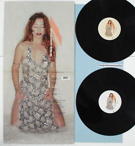 TORI-AMOS-STUNNINGLY-BEAUTIFUL-2-RECORD-SET-from-CHOIRGIRL-HOTEL-LP-1999-NM-RARE