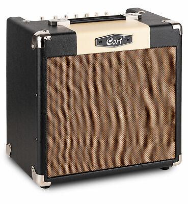Cort CM15-R E-Gitarre Combo Verstärker 2 Kanäle Reverb 15 Watt 8