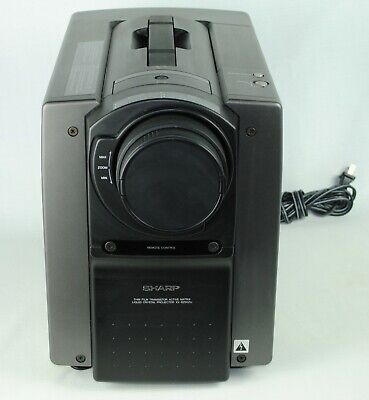 SharpVision LCD projector XV-S250ZU