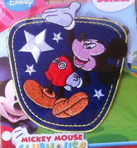 disney mickey mouse embleme zum aufb geln deko figuren b gelbilder ebay. Black Bedroom Furniture Sets. Home Design Ideas