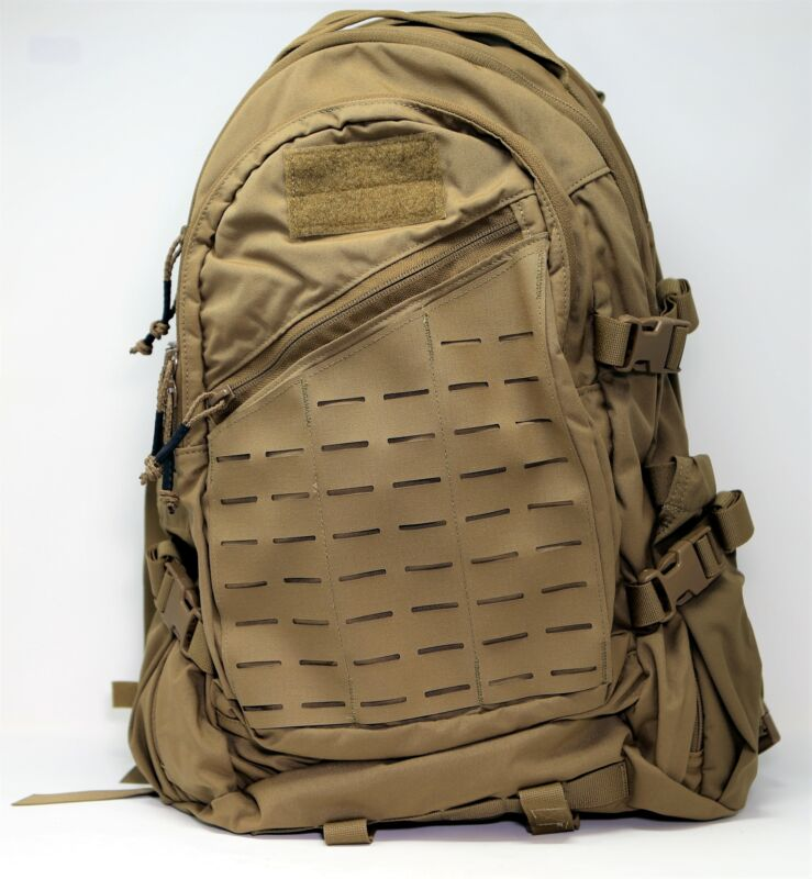 Eagle Industries Enhanced 3-Day Assault 500D Molle Backpack (Coyote) - R-A-III