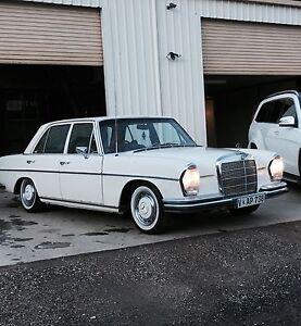 1971 Mercedes-Benz 280 Sedan Ballarat Central Ballarat City Preview