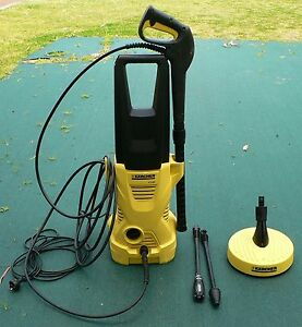 Karcher pressure cleaner with home kit Coogee Cockburn Area Preview