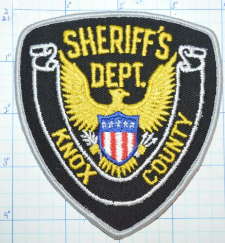 TENNESSEE, KNOX COUNTY SHERIFF