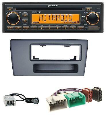 Gebraucht, Continental USB AUX CD MP3 1DIN Autoradio für Volvo S60 S70 C70 V70 (00-03) gebraucht kaufen  Leipzig