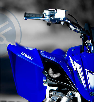 YAMAHA HEADLIGHT DECALS STICKER ATV 4 WHEELER  RAPTOR YZF R 250 350 450  700 4 for sale  Shipping to South Africa