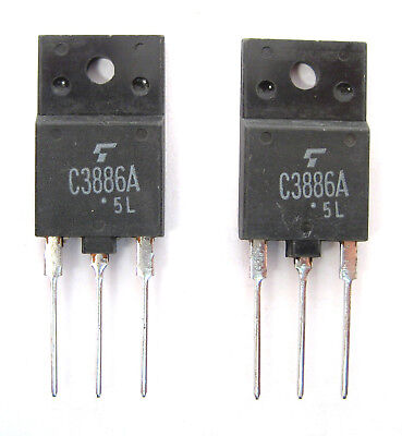 2sc3886a Npn Power Transistors To-3ph Package 2lot