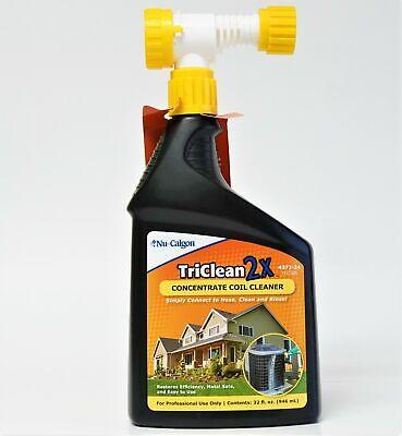 4372-24 Nu-calgon Tri Clean Condenser Air Conditioner Coil Cleaner Rtu