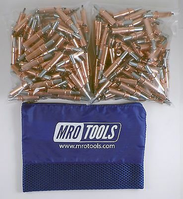 200 18 Cleco Sheet Metal Fasteners W Mesh Carry Bag K2s200-18