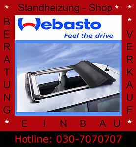 webasto h400 classic schwarz schiebedach elektrisch ebay. Black Bedroom Furniture Sets. Home Design Ideas