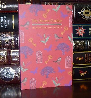 Secret Garden by  Frances Burnett Unabridged New Illustrated  Paperback Gift