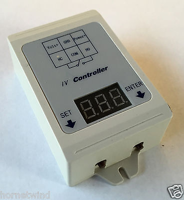 12-24V 10,000 Watt 440 THER Digital Charge Controller Wind Turbine G4 Brain only