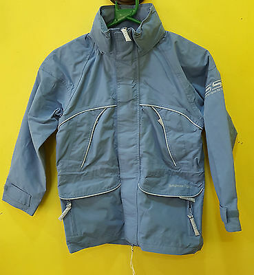 Breathable Shires 34 Small Jacket Consealed Hood Ladies Childs Drawcord Vent