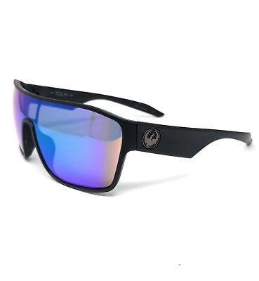 DRAGON Sunglasses TOLM ION 045 Matte Black Shield Men's 47x20x145
