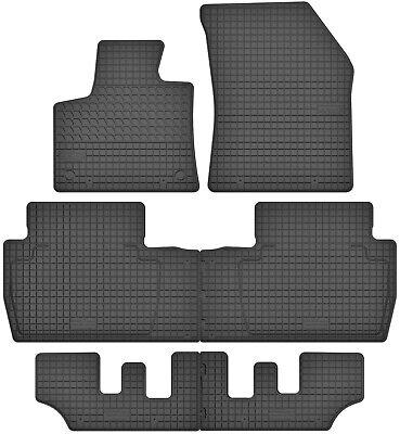 Gummimatten Gummifußmatten 4-teilig für Peugeot 5008 ab Bj.06//2009-2017