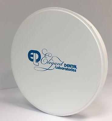Dental Zirconia Blocksdiscs 98mm X 14mm Anteriorat Zirconia Elegance Premium