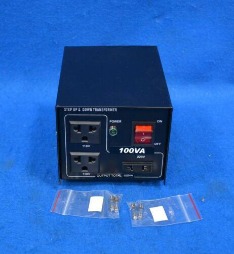 Step Up/Step Down Voltage Converter from 110-120V to 220-240V