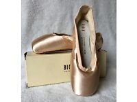 $50 CLEARANCE SALE! Bloch Sonata Pointe Shoes S0130G /& S0130L