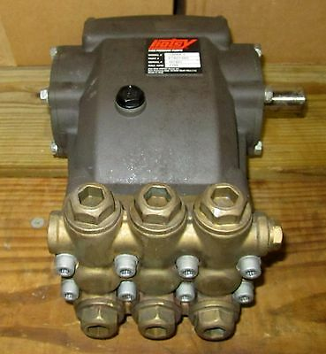 Rebuilt Hotsy Triplex Pump Model Hh306r.2sn 001601 Pressure Washer Pump