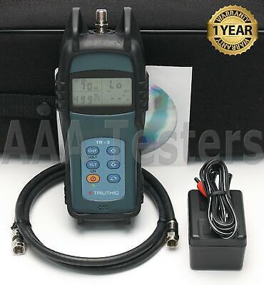 Trilithic Tr-2 Catv Signal Level Meter 46 - 864 Mhz Tr2
