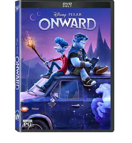 Onward (DVD, 2020) NEW Factory Sealed Ships 5/19