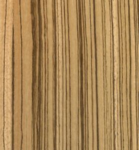 Exotic Zebrawood Sequenced Matched Veneer Unbacked 3 sq. ft (5.5