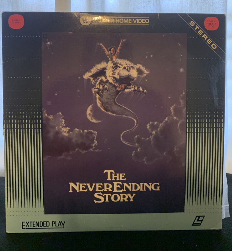 The Neverending Story (Laserdisc) FAMILY