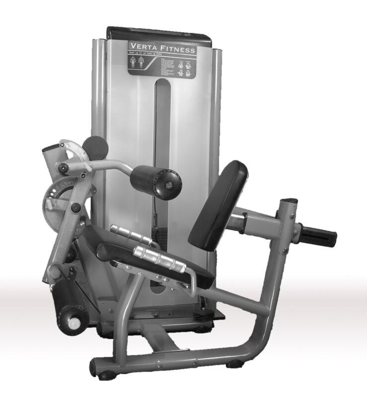 Verta Fitness Commercial Leg Extension/Leg Curl Machine