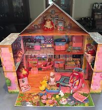 Baby Born Minworld dolls house Sandy Bay Hobart City Preview
