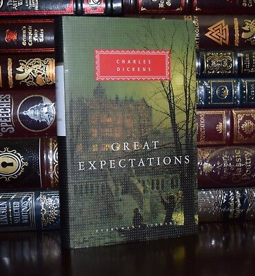 Great Expectations by Charles Dickens New Hardcover Deluxe Collectible Classics