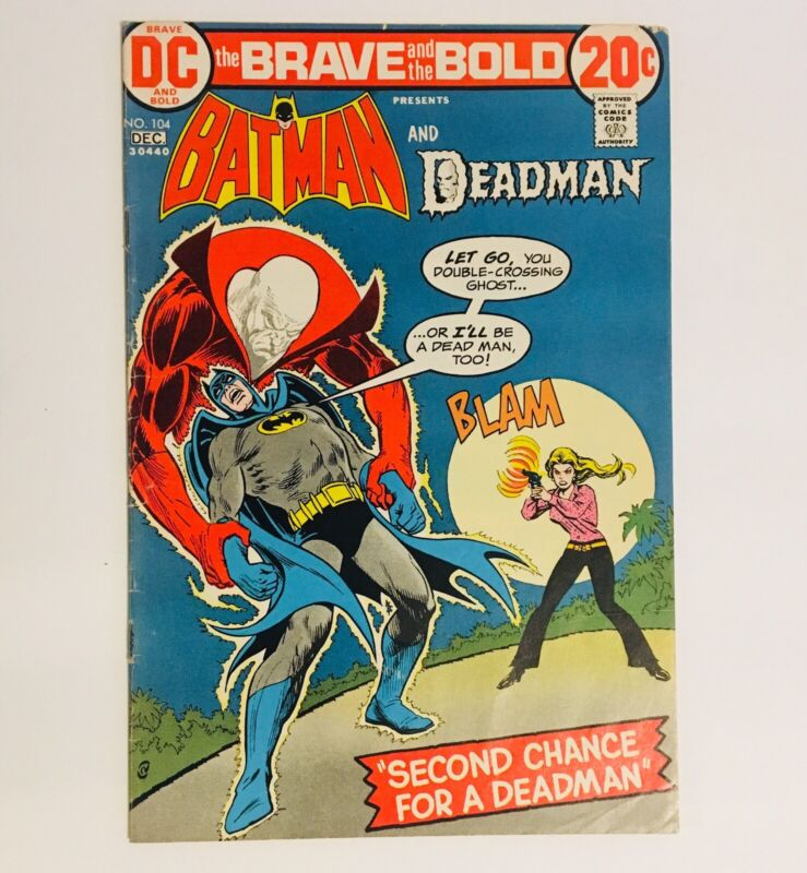 The Brave and the Bold #104 (Nov-Dec 1972, DC)