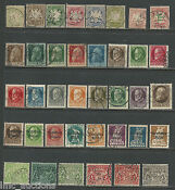 Ireland Stamp Lot