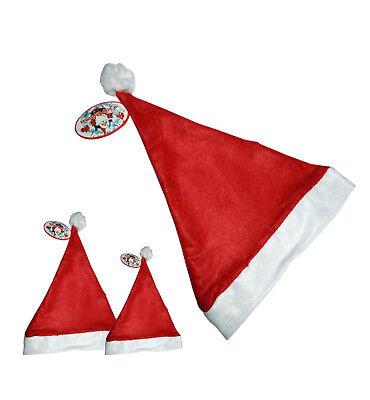 Weihnachten Santa Hüte Kostüm Weihnachtsmann Großverkauf Packung 1,3,5 & - Weihnachten Kostüm Verkauf