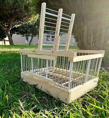 Trampa de pájaros // Jaula caza para pájaros // Sistema de desarmado...