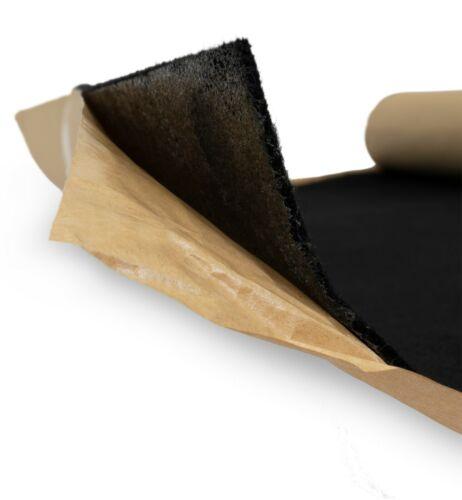 NVX STBXC16 16 sq. ft. Black Subwoofer Box/Trunk Liner Carpet